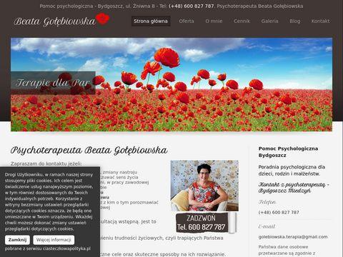 Beata-golebiowska.pl - psychoterapeuta