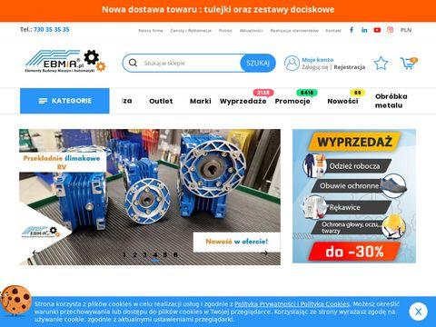 Silniki elektryczne - Ebmia.pl