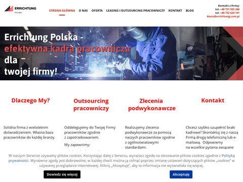 Errichtungpolska.pl