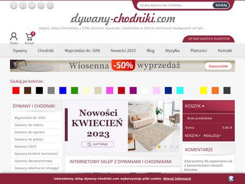 Dywany-chodniki.com tanie