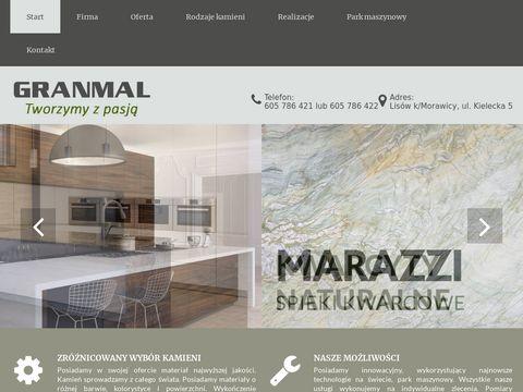 Granmal.eu - zakład kamieniarski