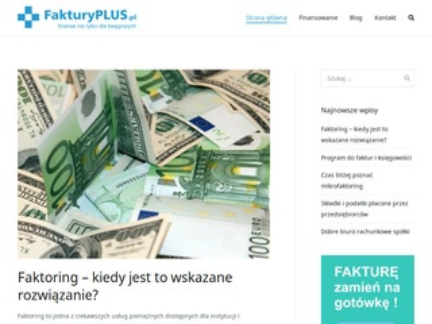 Fakturyplus.pl - program jpk