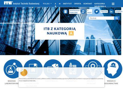 Instytut Techniki Budowlanej