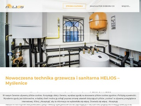 Helios-myslenice.pl