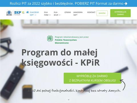 Ksiega-podatkowa.pl - mała księgowość