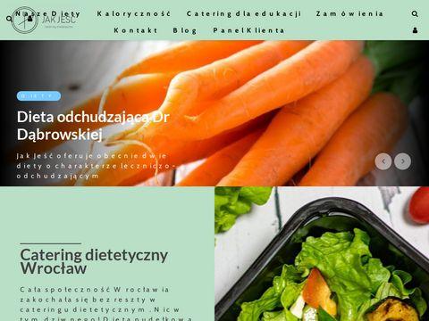 JakJesc.wroclaw.pl - catering dietetyczny