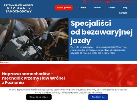 Mechaniksamochodowypoznan.pl