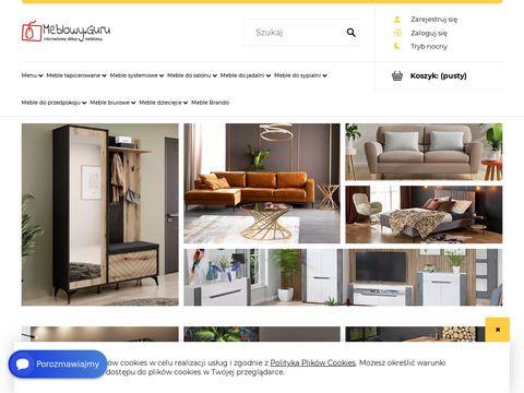 Internetowy sklep meblowy