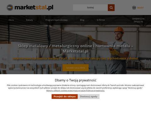Marketstal.pl - hurtownia on-line