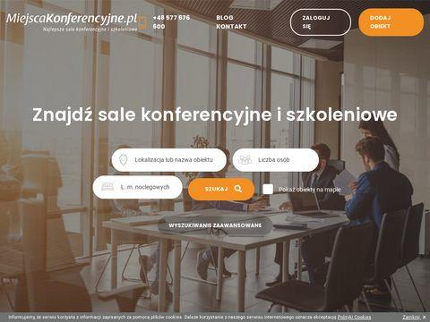 Miejscakonferencyjne.pl