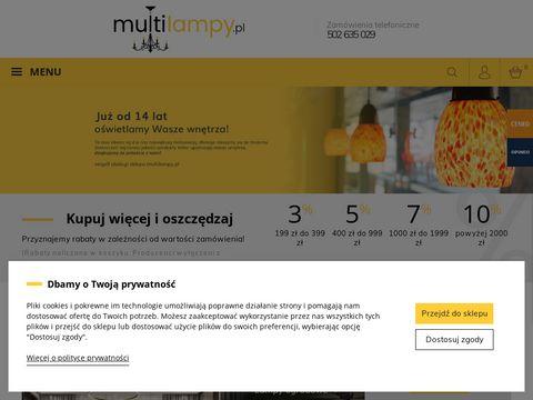 Multilampy.pl - żyrandole