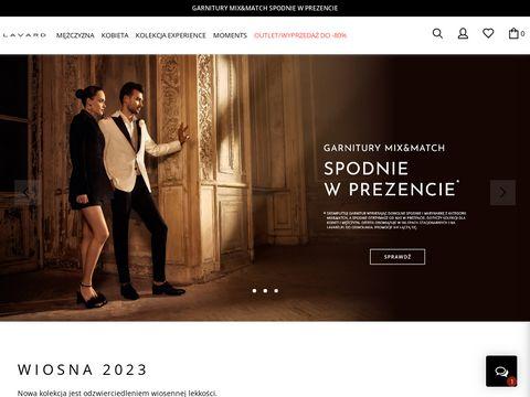 Lavard sklep online z odzieżą męską