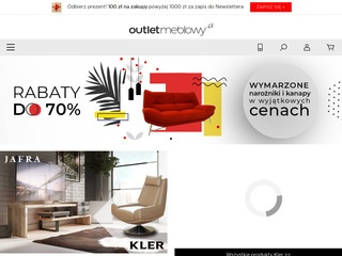 Outletmeblowy.pl materace Janpol