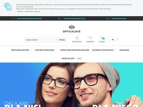 Opticalove - okulary i oprawki