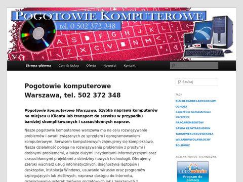 Naprawakomputerapc.pl pogotowie