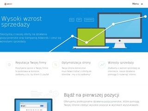 Webshoot - strony internetowe