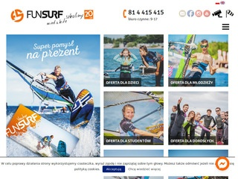 Windsurfing.com.pl szkoła Hel