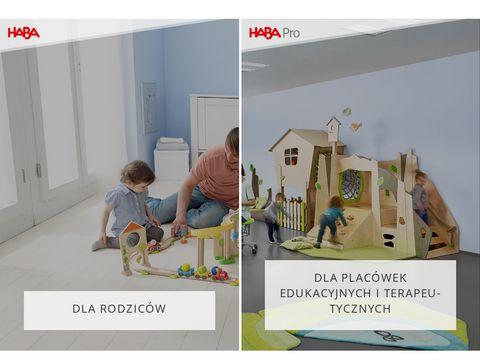 HABA Polska - wyposażenie żłobków