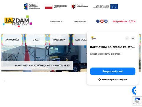 Jazdam - kurs prawa jazdy Bydgoszcz
