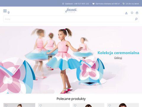 Jacadi.pl sklep z odzieżą dziecięcą