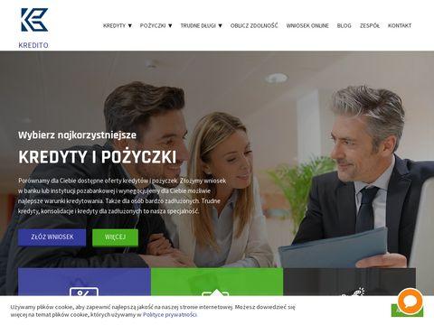 Kredito.com.pl - doradztwo kredytowe
