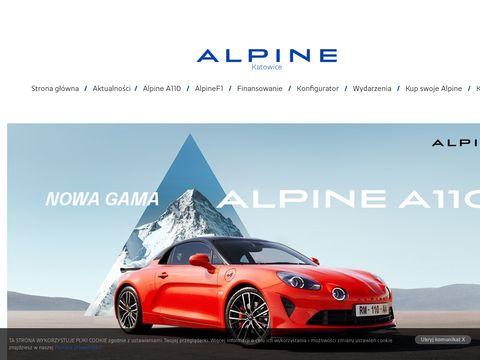 Katowice.alpinecars.com Polska