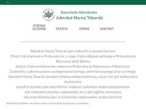 Kancelaria-tokarski.pl