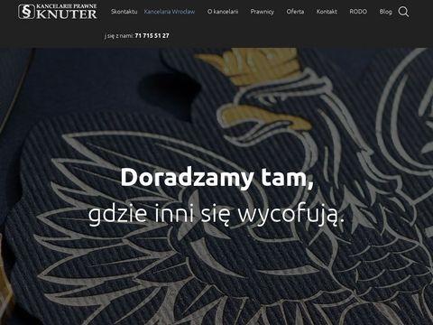 Kancelarie-knuter.pl - Wrocław
