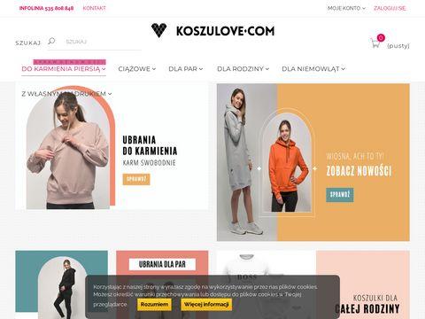 Koszulove.com z własnym nadrukiem