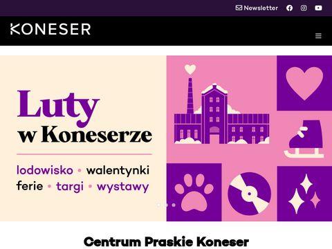 Koneser.eu Warszawa Praga