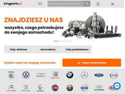 Kingparts.pl - części samochodowe