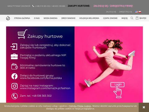 Lema24.pl - sukienki xxxl
