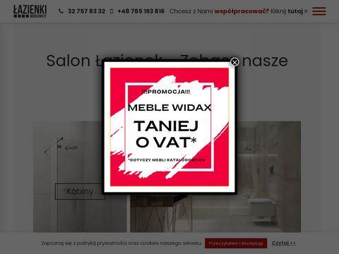 Lazienkimurlowscy.pl salon łazienek Śląsk