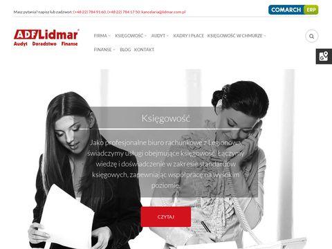 Lidmar.com.pl audyt kadrowy