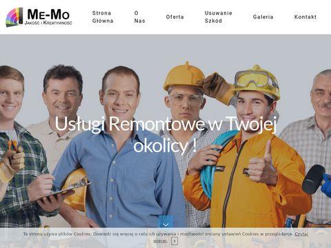 Me-Mo.pl - szpachlowanie