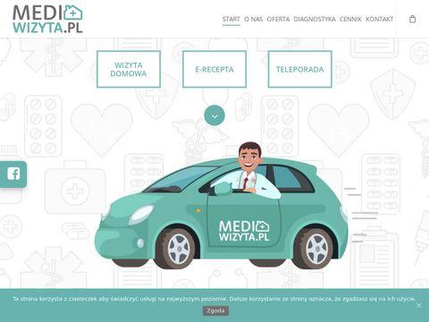 Mediwizyta.pl - teleporada