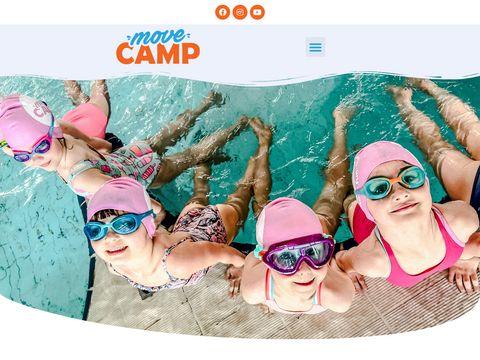 Move Camp - nauka pływania