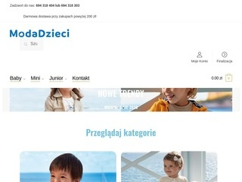 Modadzieci.pl