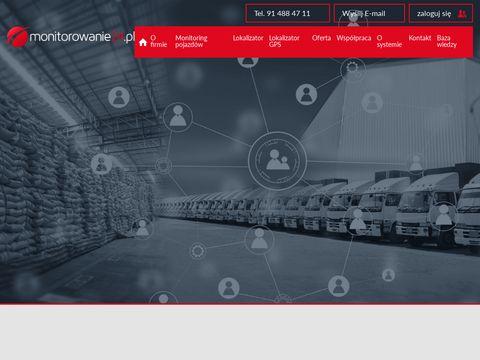 Monitorowanie24.pl - monitoring GPS