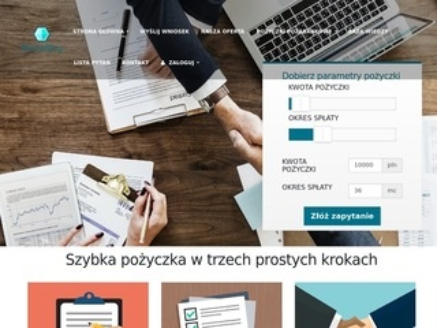 Monebay.pl - kredyt online