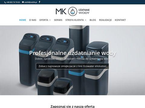 Mk94.pl - badania wody Olsztyn