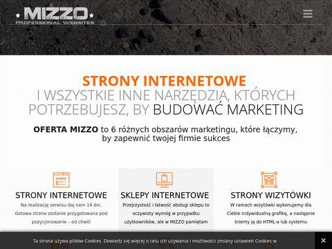 Mizzo.pl - strony www
