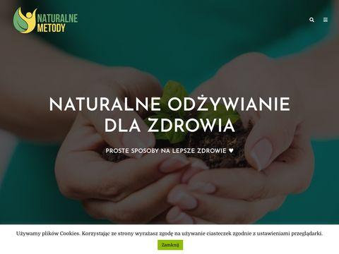 NaturalneMetody.pl - zdrowe diety