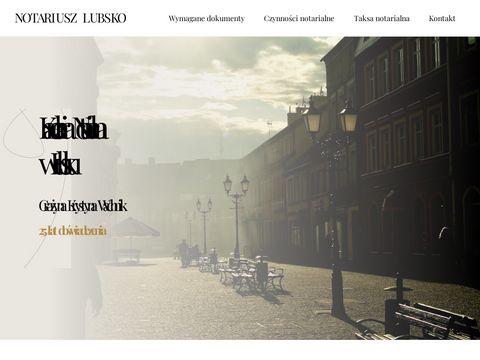 Notariusz-lubsko.pl