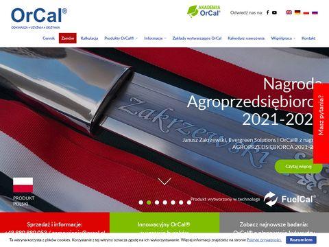 Orcal.pl nawóz z aktywnym hydratem