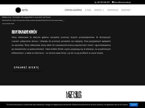 Onyxxstudio.pl filmowanie promocyjne