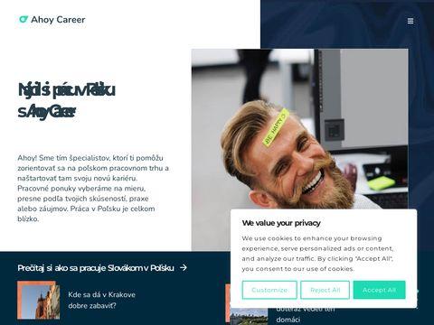Ahoy.career Czesi i Słowaci