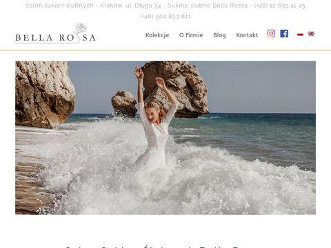 Bella Rossa salon sukien ślubnych