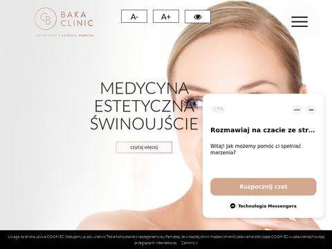 Bakaclinic.pl kwas hialuronowy