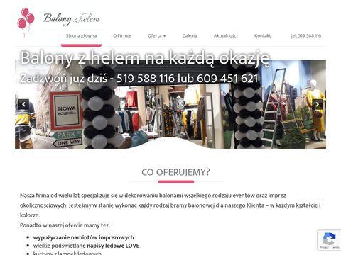 Balonyzhelem.biz.pl - Łódź